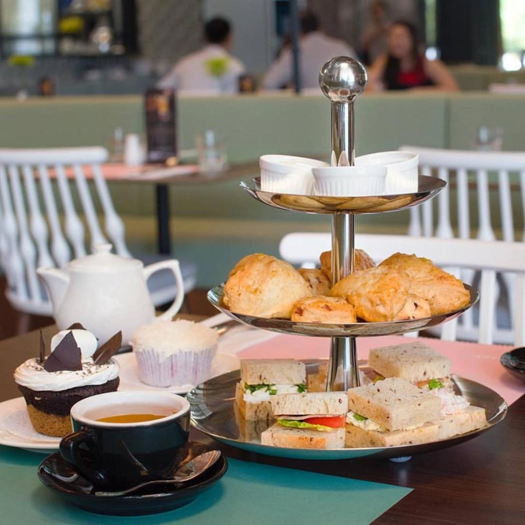 Affordable High Tea - The Marmalade Pantry