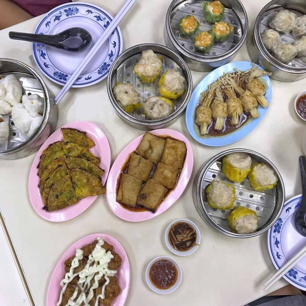 126 Dim Sum Wen Dao Shi