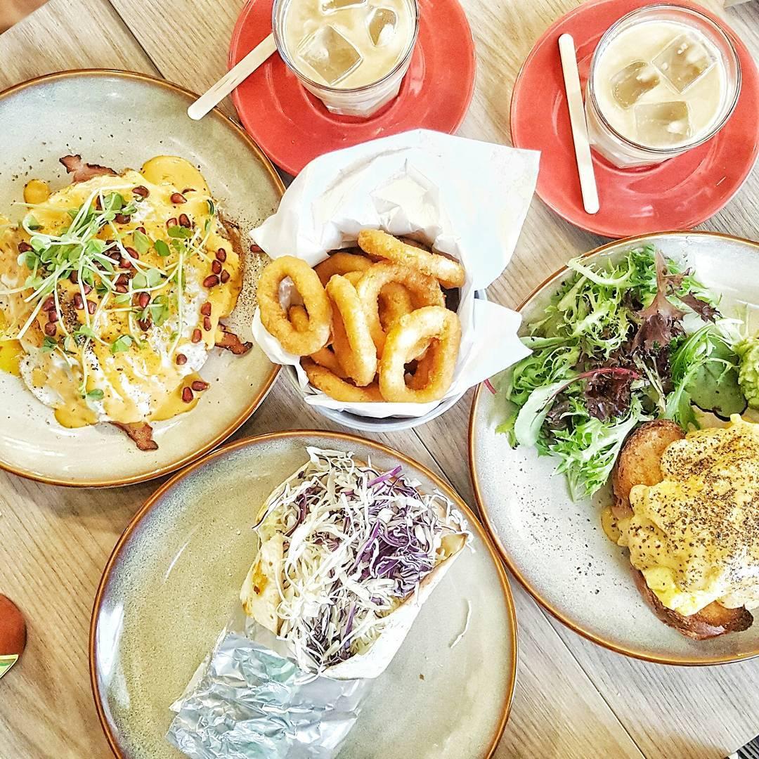 popular brunch cafes - craftsmen
