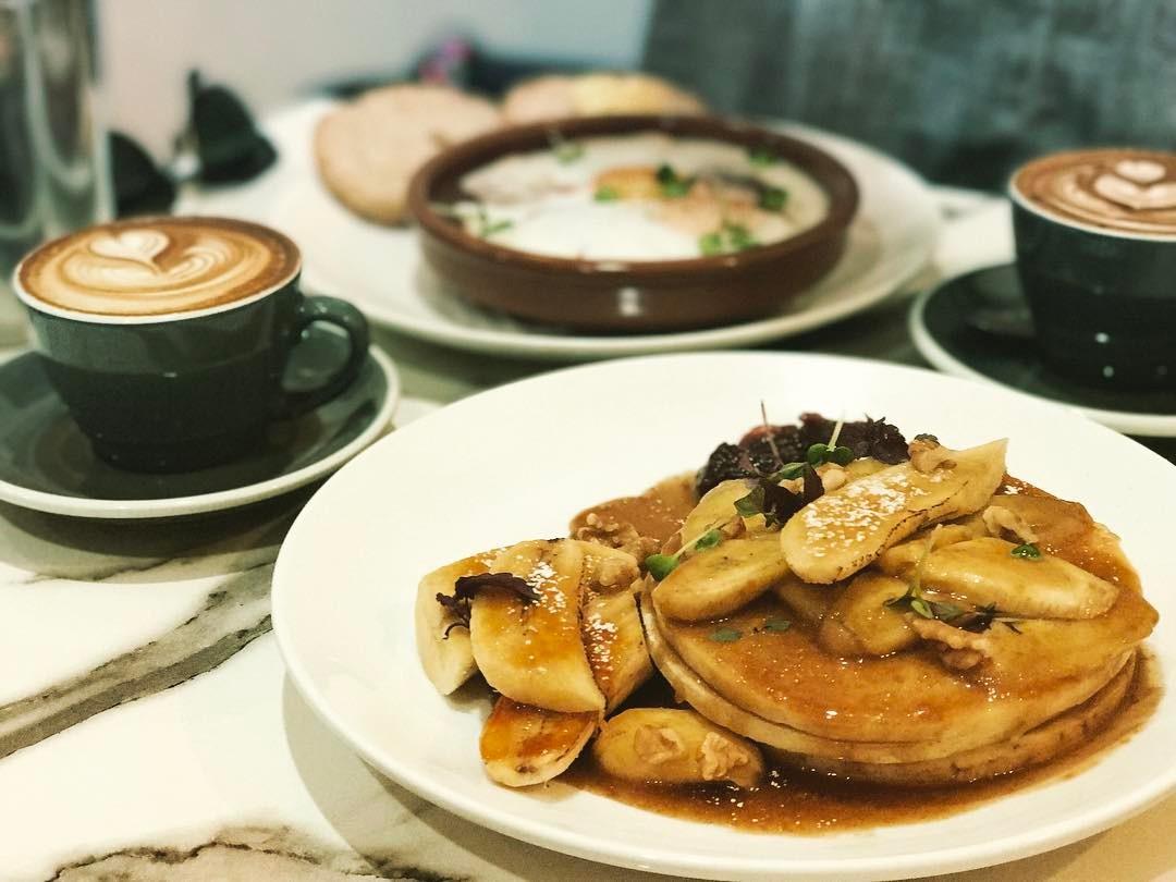 popular brunch cafes - habitat coffee