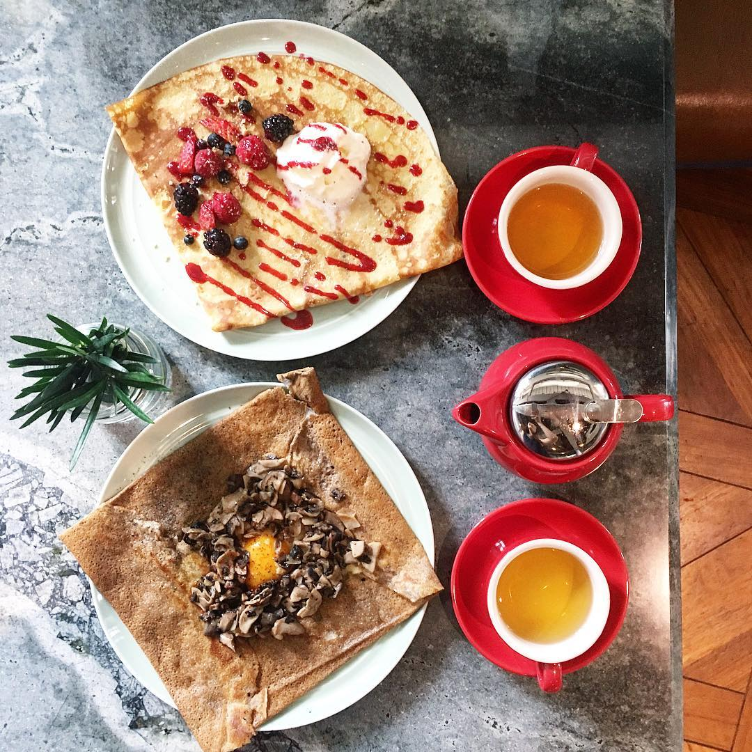 popular brunch cafes - the daily roundup