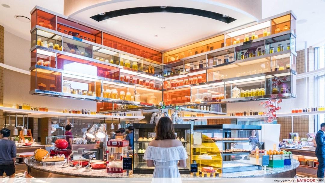 hotel buffets - food capital