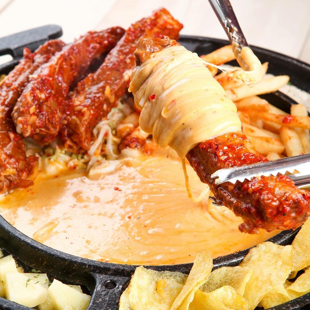 epic cheese dishes - patbingsoo