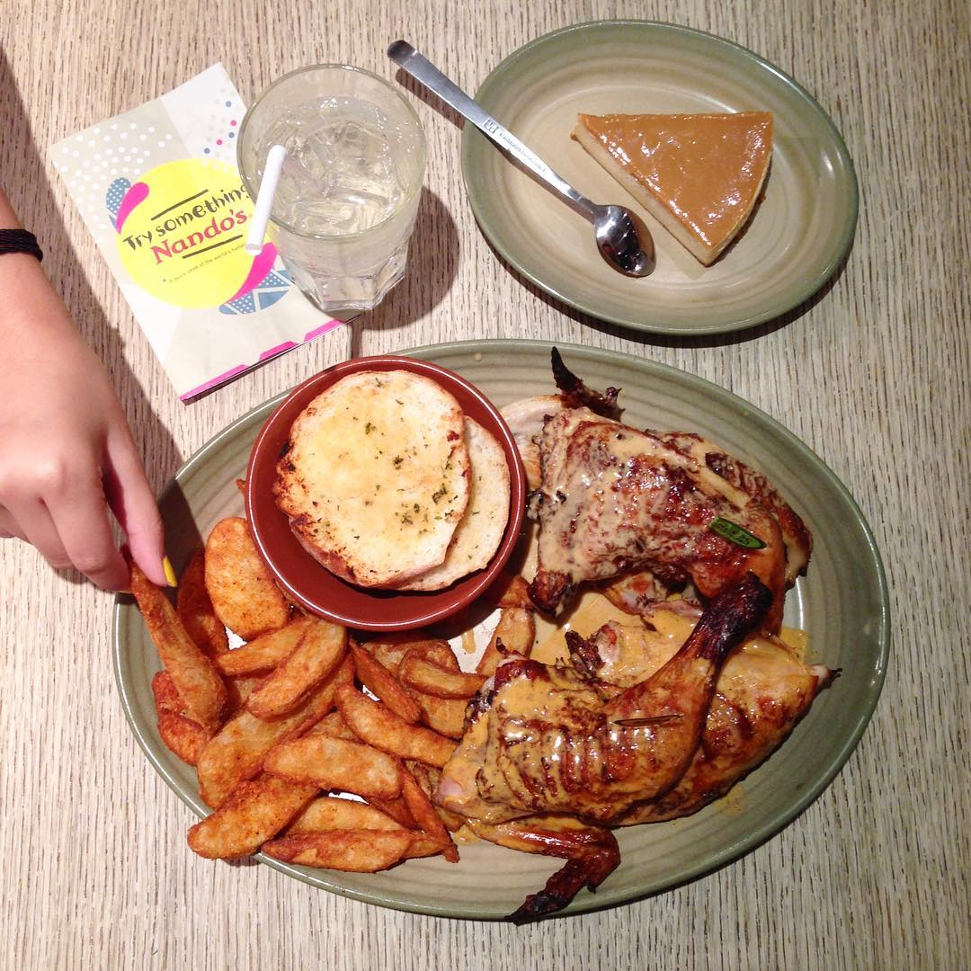 jb city square - nandos