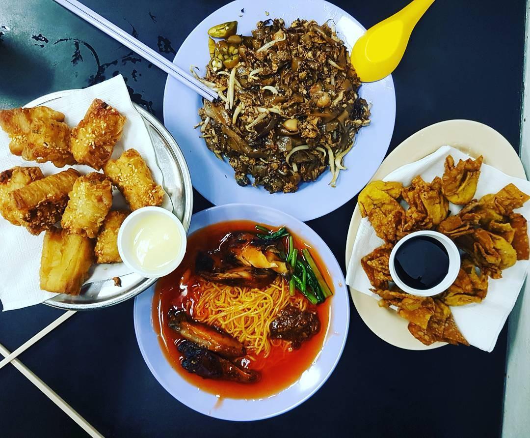 budget halal food - puncak best noodles