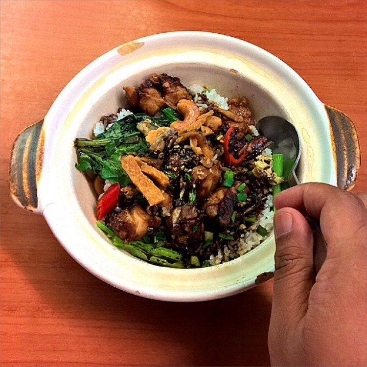 budget halal food - selera cuppage food corner