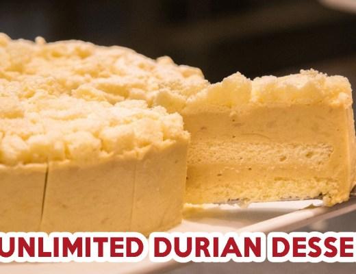 DURIAN BUFFET - FEATURE