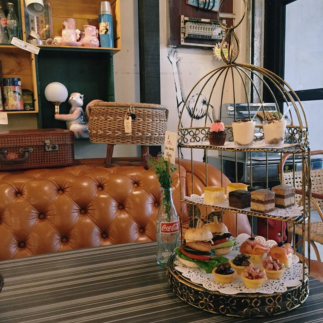 Farrer Park Cafes - Brunches Cafe