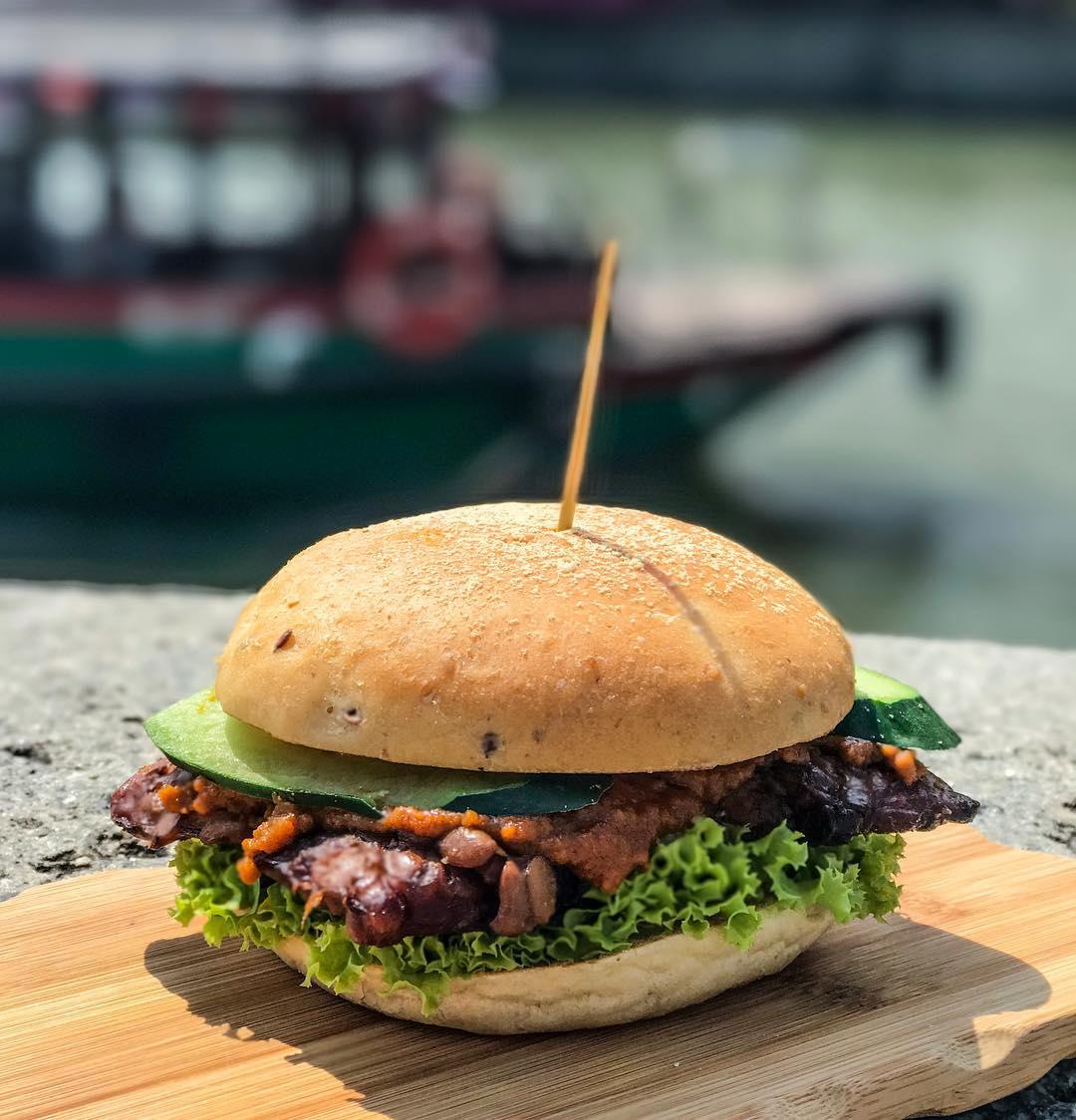 Affordable burgers- nomvnom