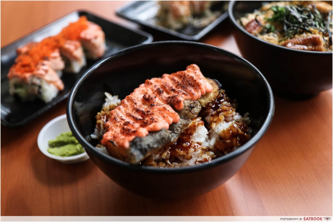 Donya Japanese Cuisine - salmon