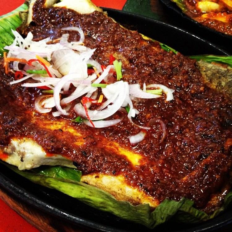 Taman Jurong Hawker - bbq seafood