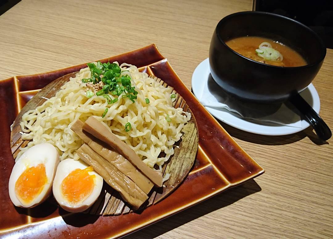 Tsukemen - sanpoutei