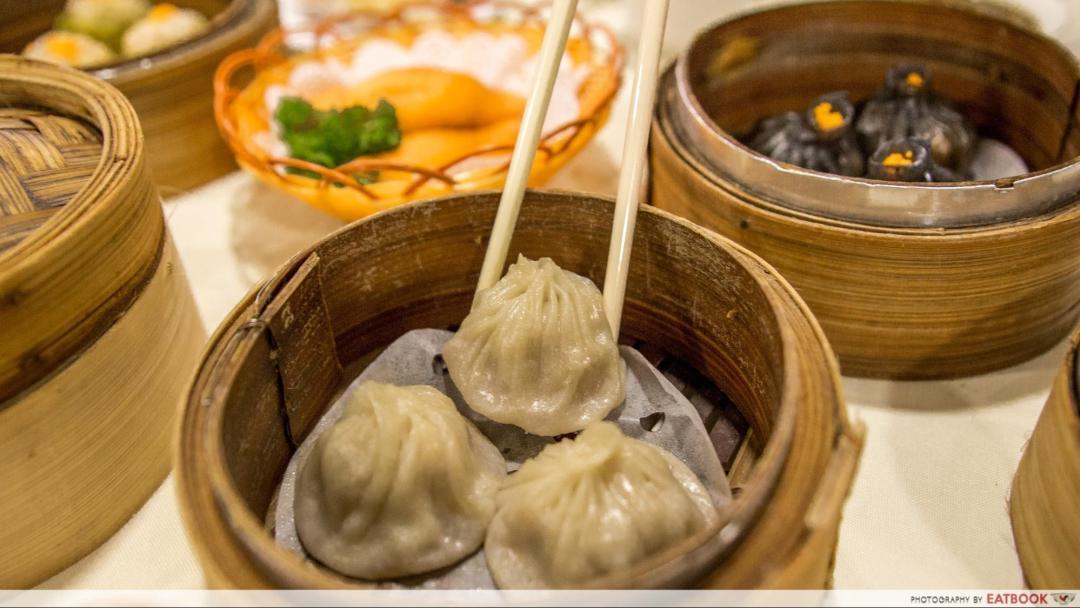 Yum Cha - xiao long bao