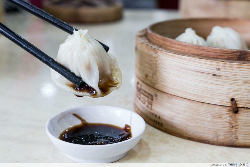 East Bistro - xiao long bao