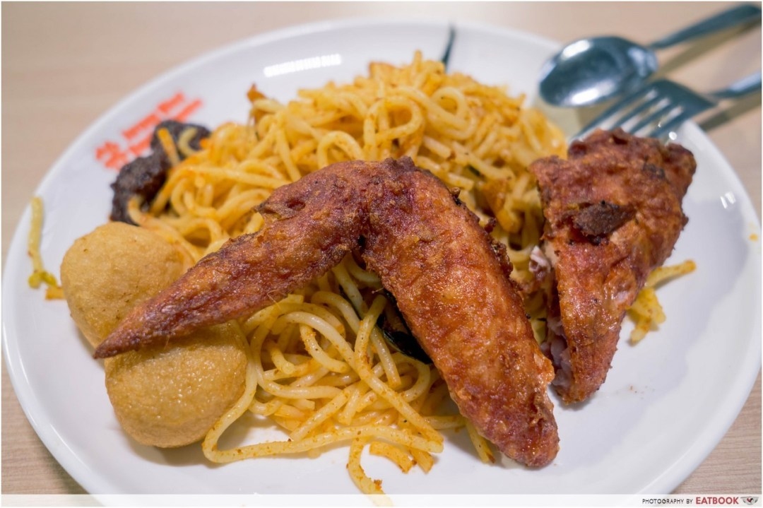 Jurong West Hawker Centre - mama's kitchen