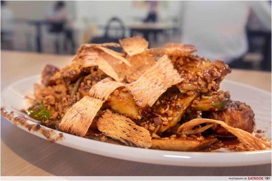 Jurong West Hawker Centre - royal rojak