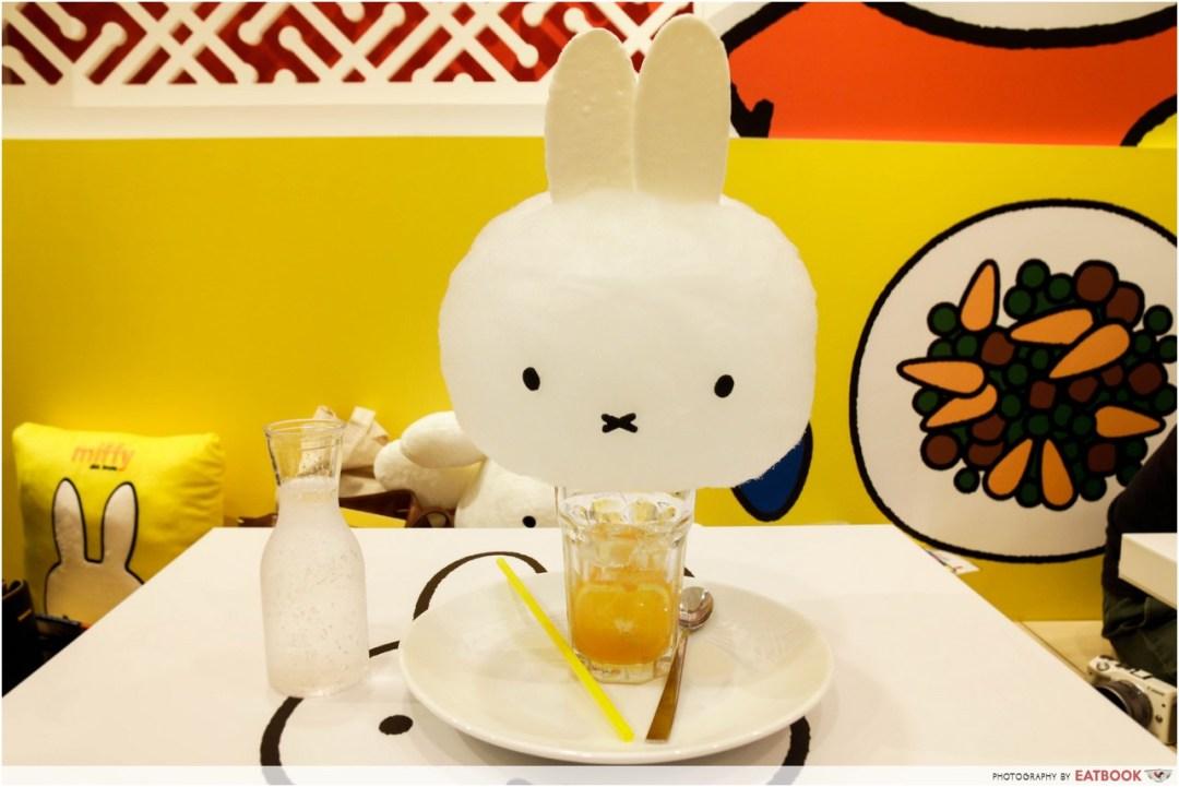 Miffy cafe - miffy soda