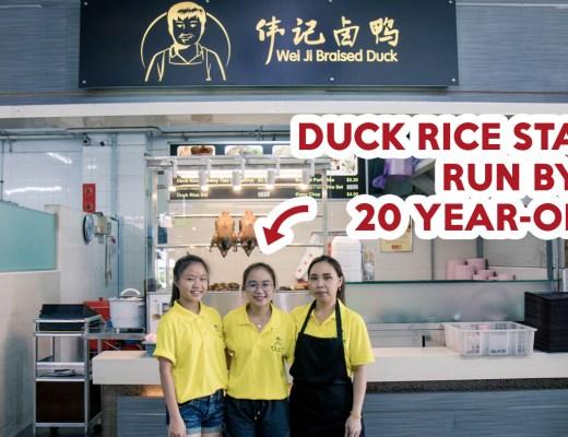 Wei Ji Brasied Duck - cover