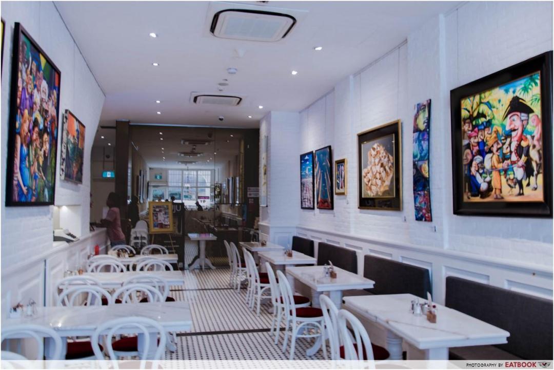 Yummo Chow - Interior