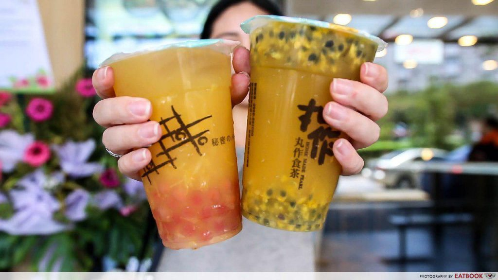 underrated bubble tea - playmade