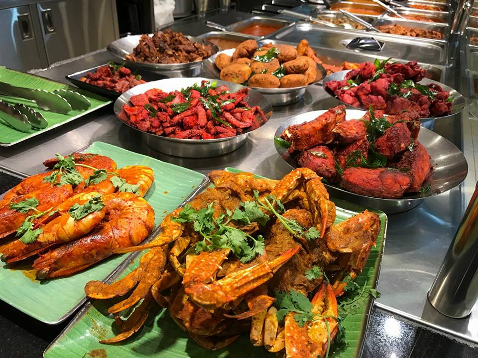 Bedok North Food Velu's Family Restaurant
