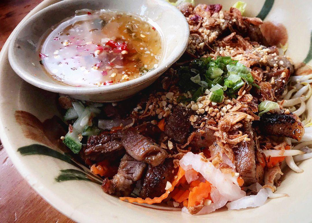 Fort Canning food - Moc Quan