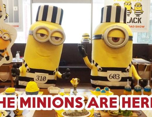 Minion Cafe - Feature Image