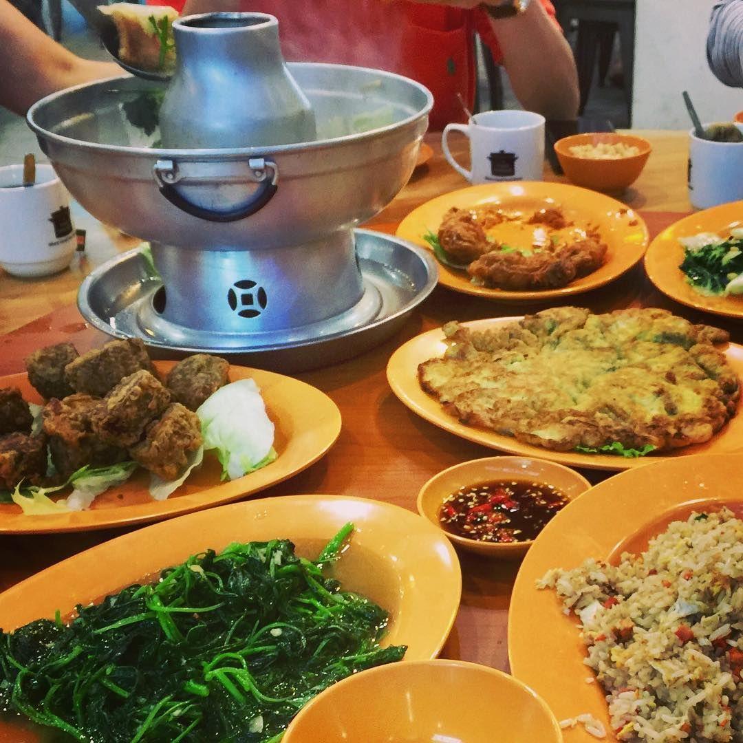 kaki bukit food - The Food Pavilion