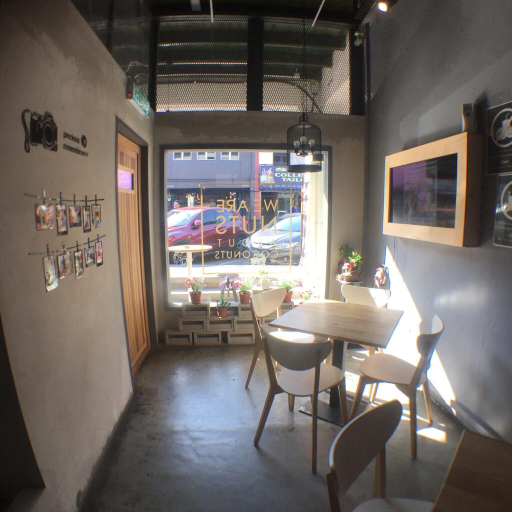 Johor Bahru Cafe Sangkaya