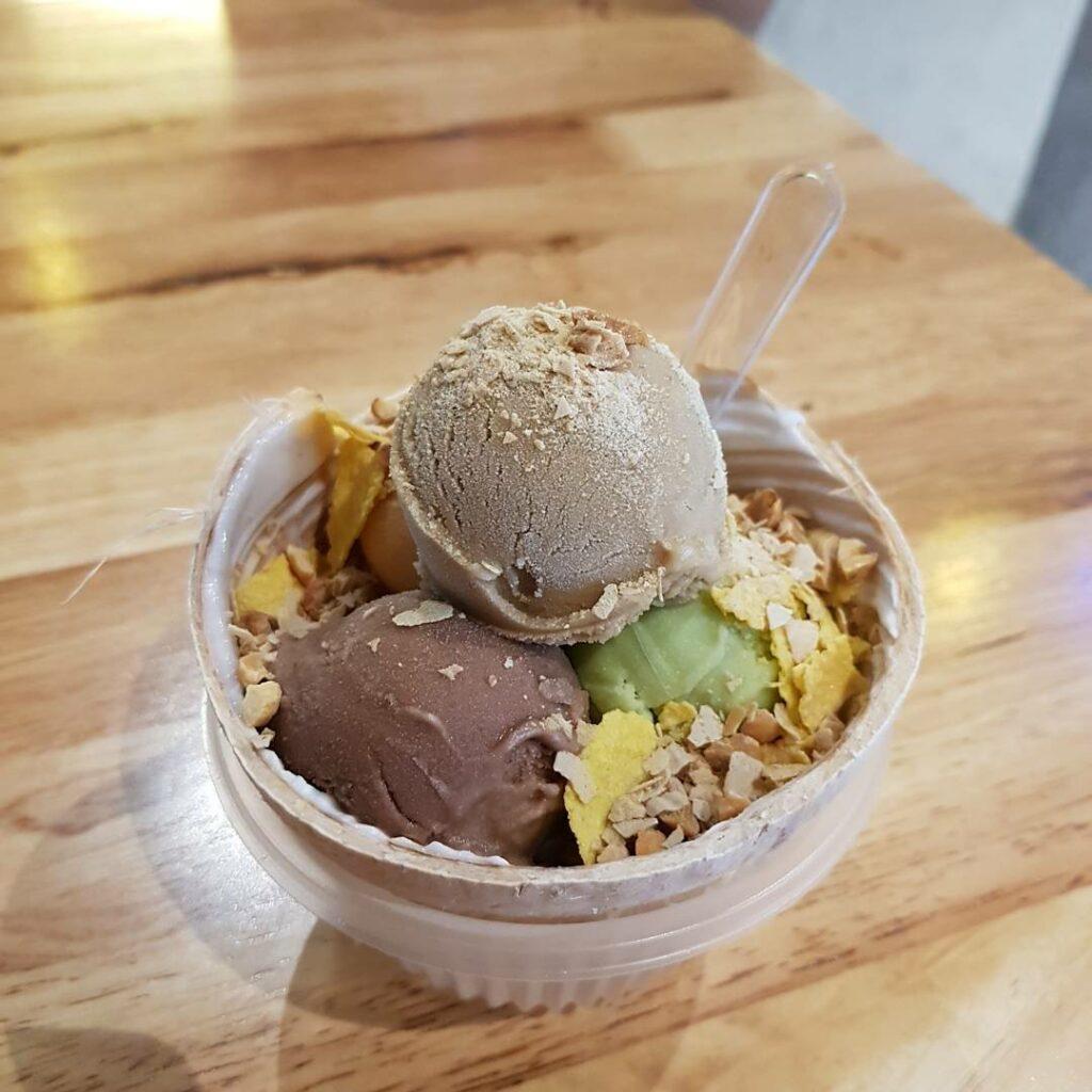 Johor Bahru Cafe Sangkaya Ice Cream