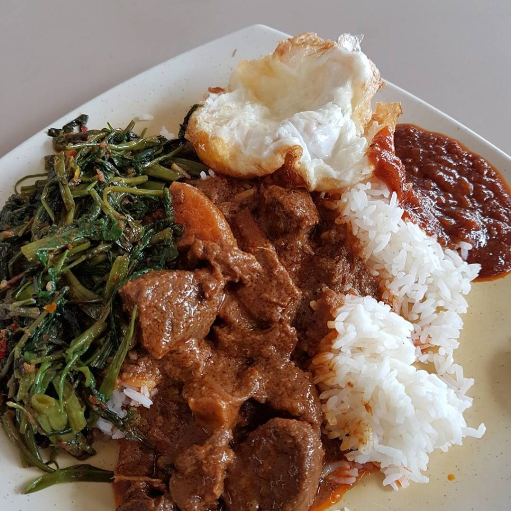 Bendemeer Food Centre - Indonesia Curry Rice