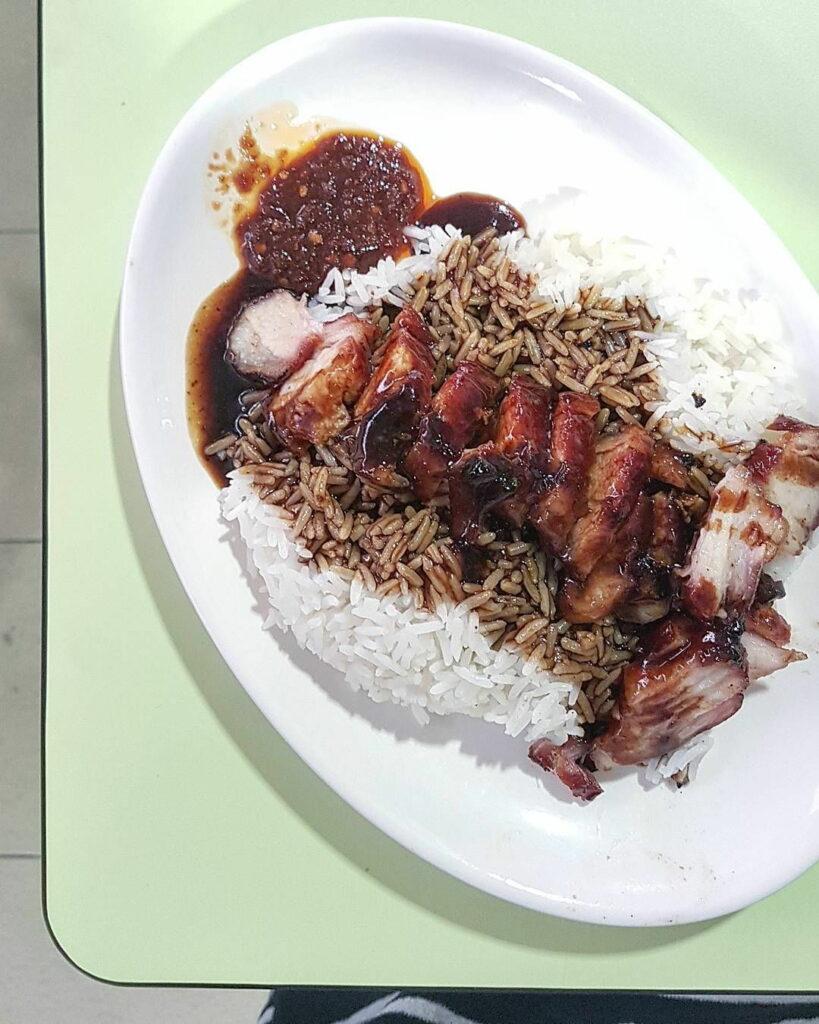 Ci Yuan Hawker Centre - ABC Fatty Cheong