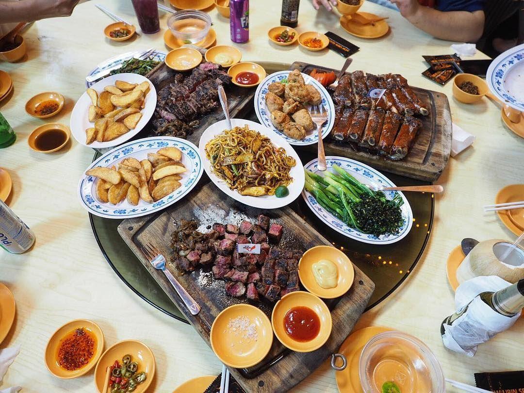Hillview Food - New Ubin Seafood