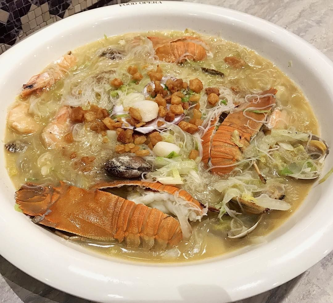 Seafood White Bee Hoon - Xing Lou Seafood White Bee Hoon