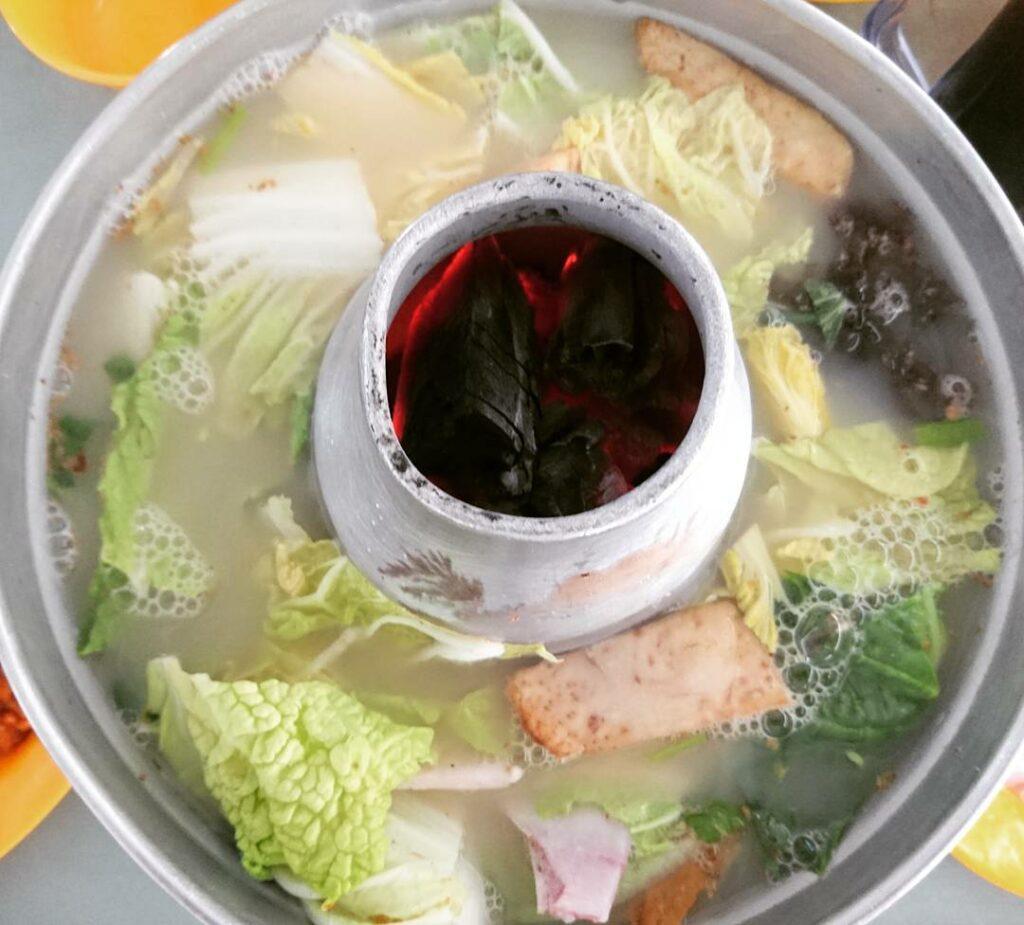 Hai Chang Fish Head Steamboat