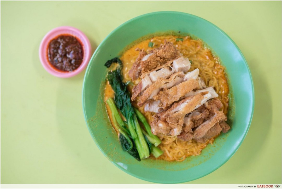 Hong Lim Food Centre - Cantonese Delights