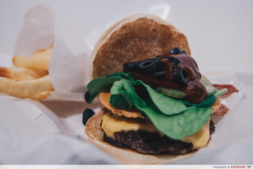 New Restaurants Mar 2018 - SimpleBurger Inc Burger Close Up
