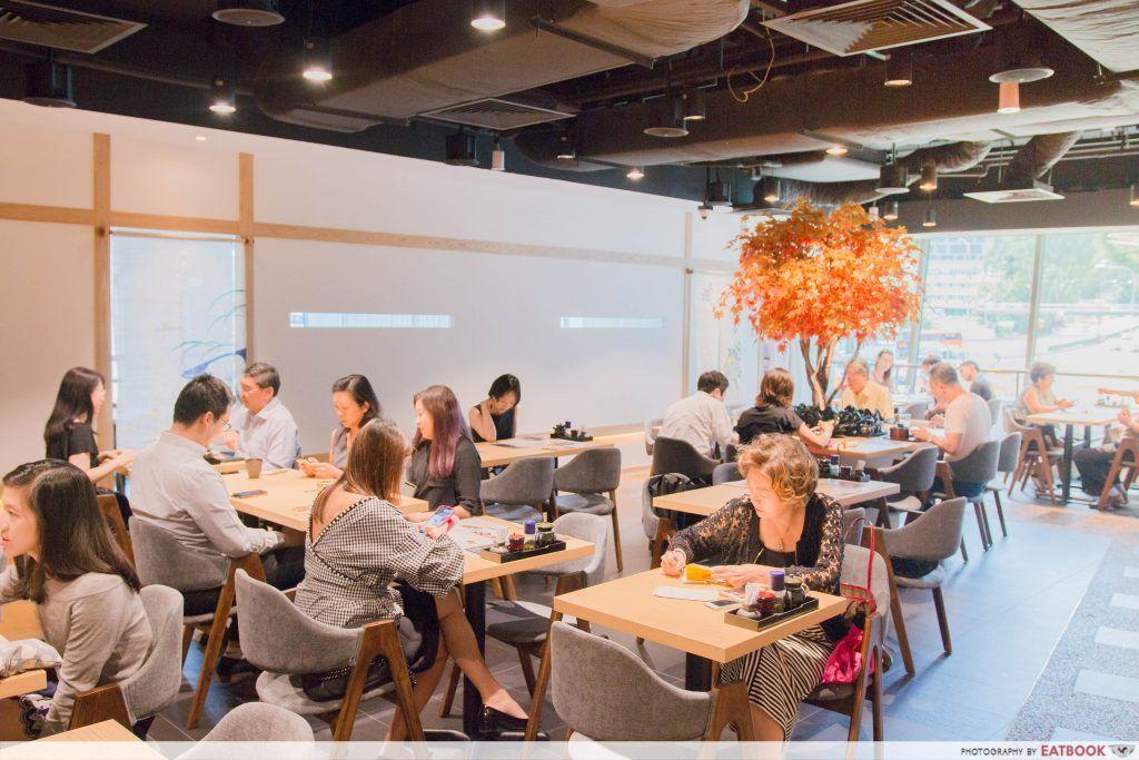 New Restaurants Mar 2018 - Uya Ambience