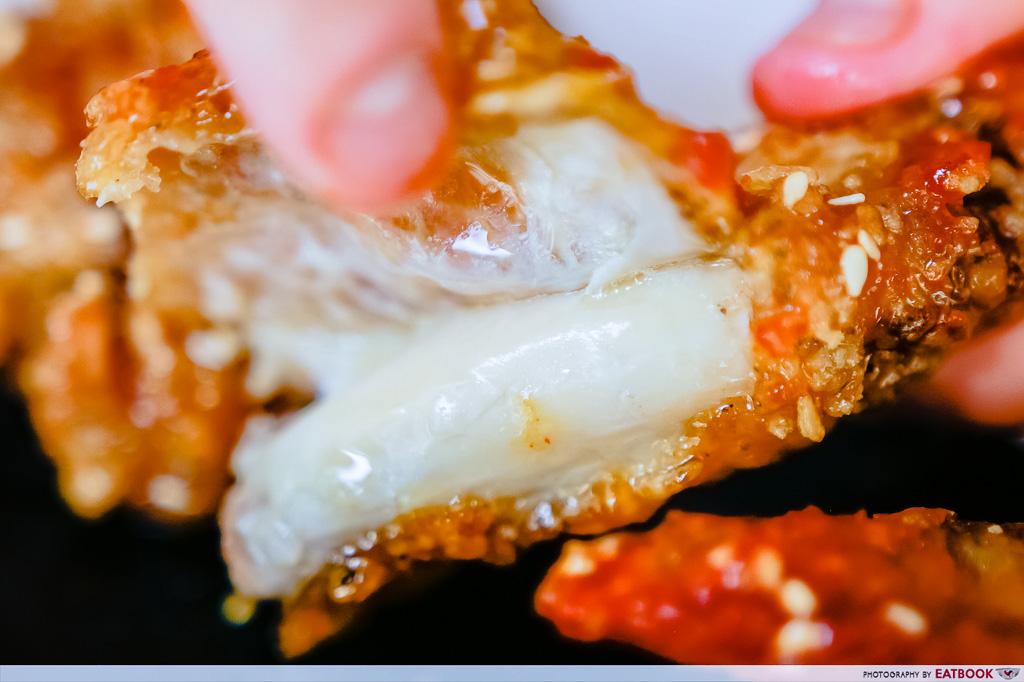 Seoul Shiok - chicken wing