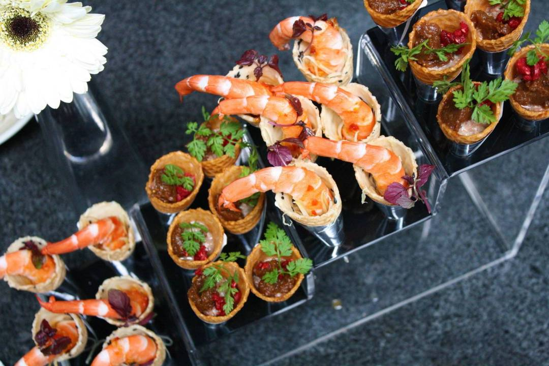 Catering Companies - Purple Sage Catering