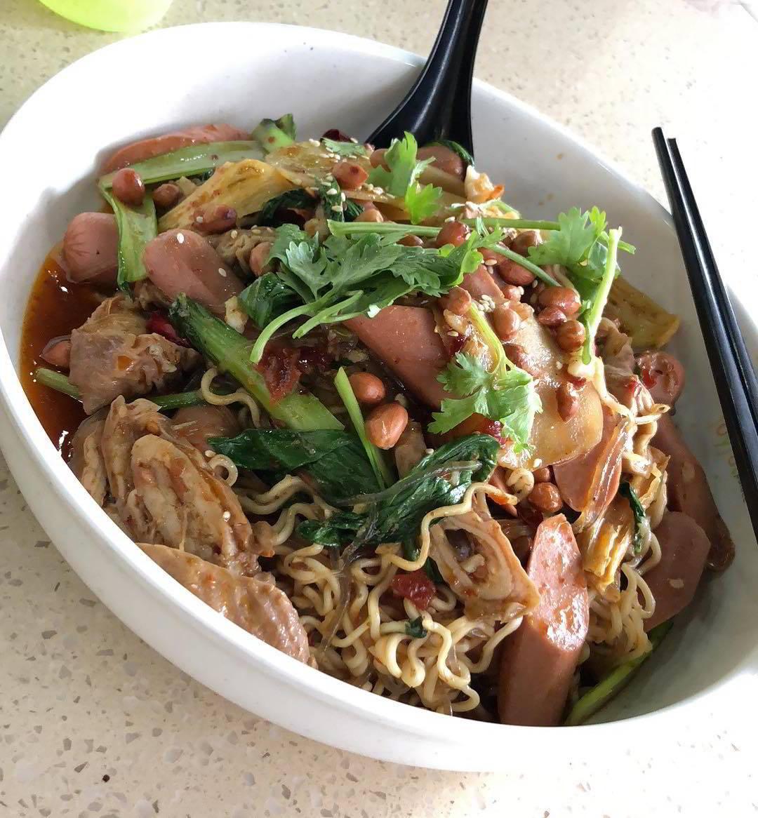 Clementi Food - Mala Xiang Guo