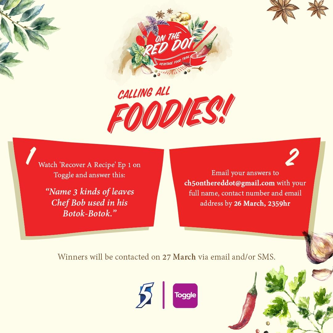 Free Food Trail - RSVP Instructions