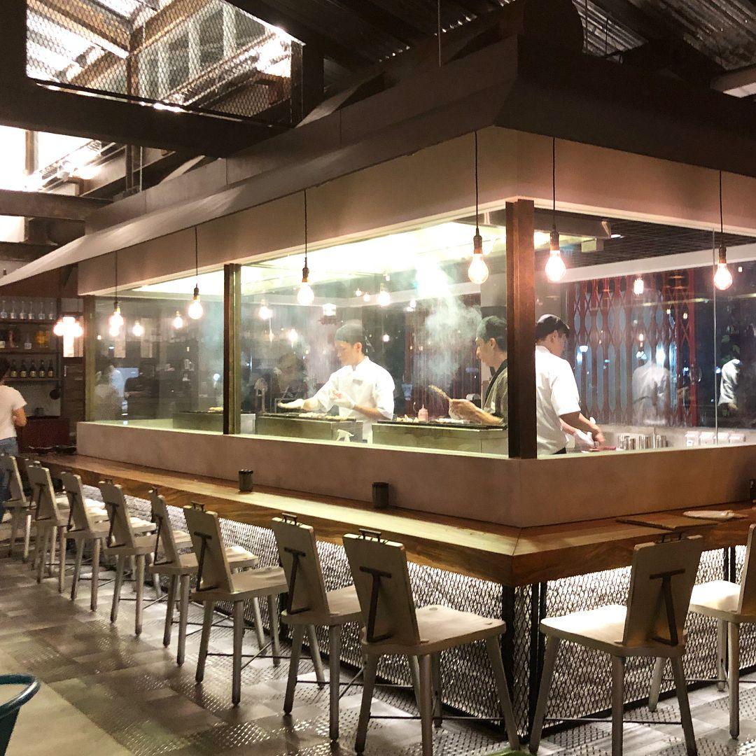 New Restaurants April 2018 - ToriYard Ambience