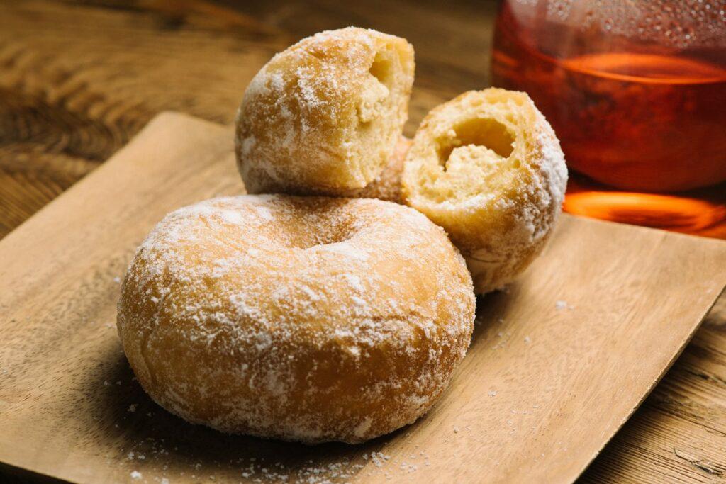 Haritts Donuts Cream Cheese
