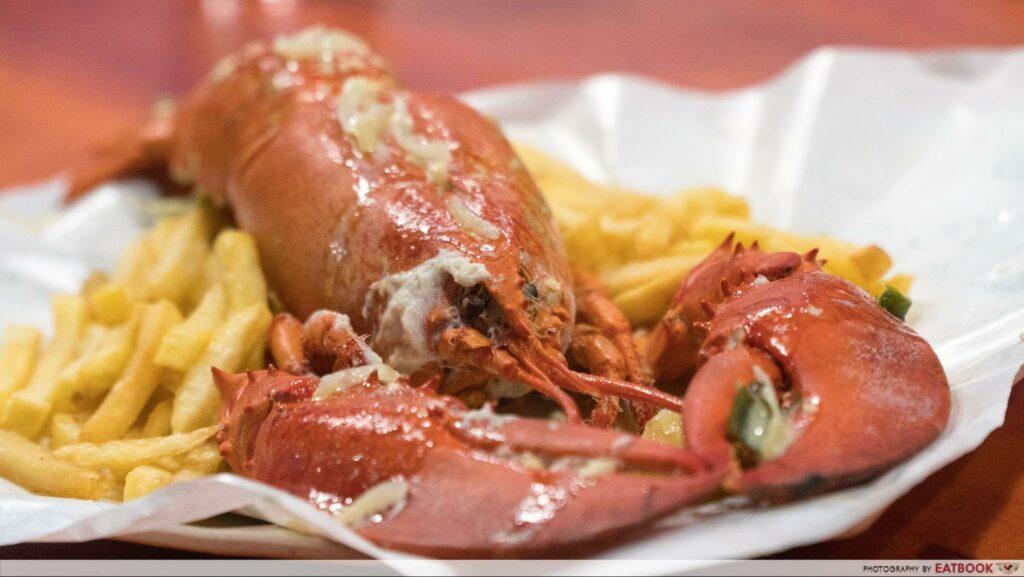 Krusty J Crab - Lobster