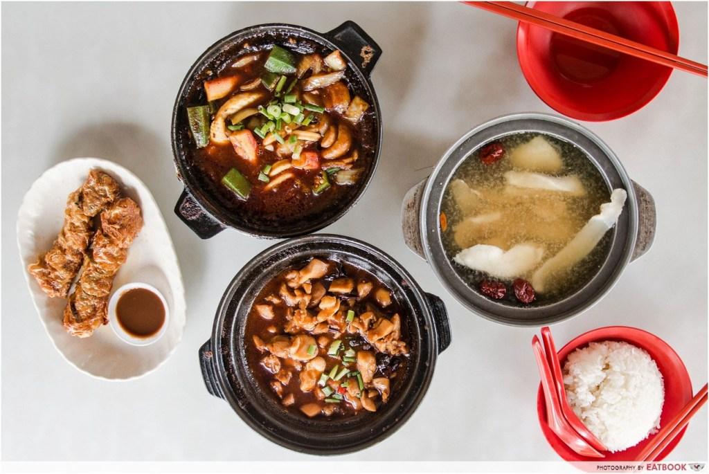 Punggol Food Lau Wang Claypot Delights