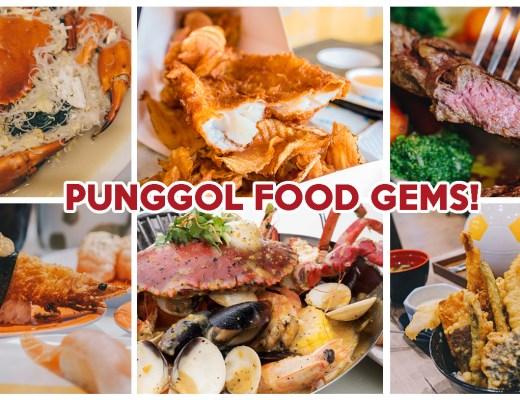 Punggol Food