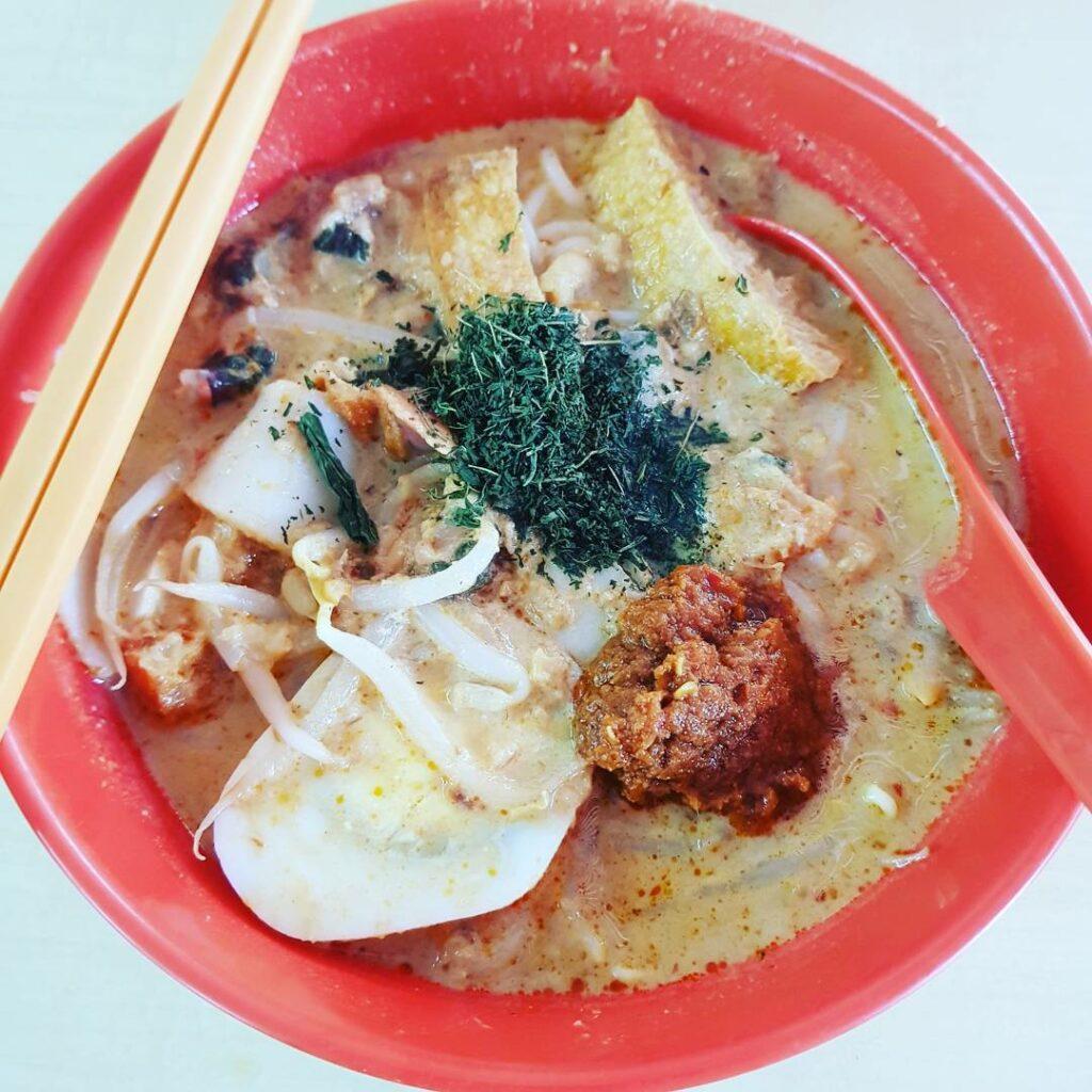 Yishun Food 928 Laksa