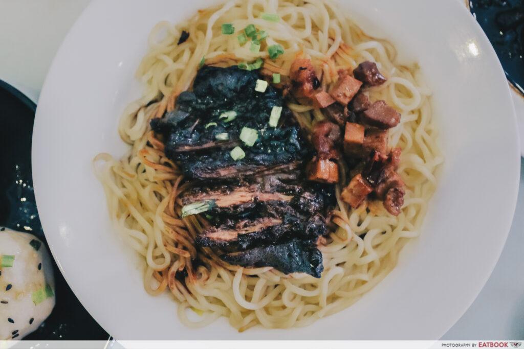 shanghai renjia-pork chop noodles