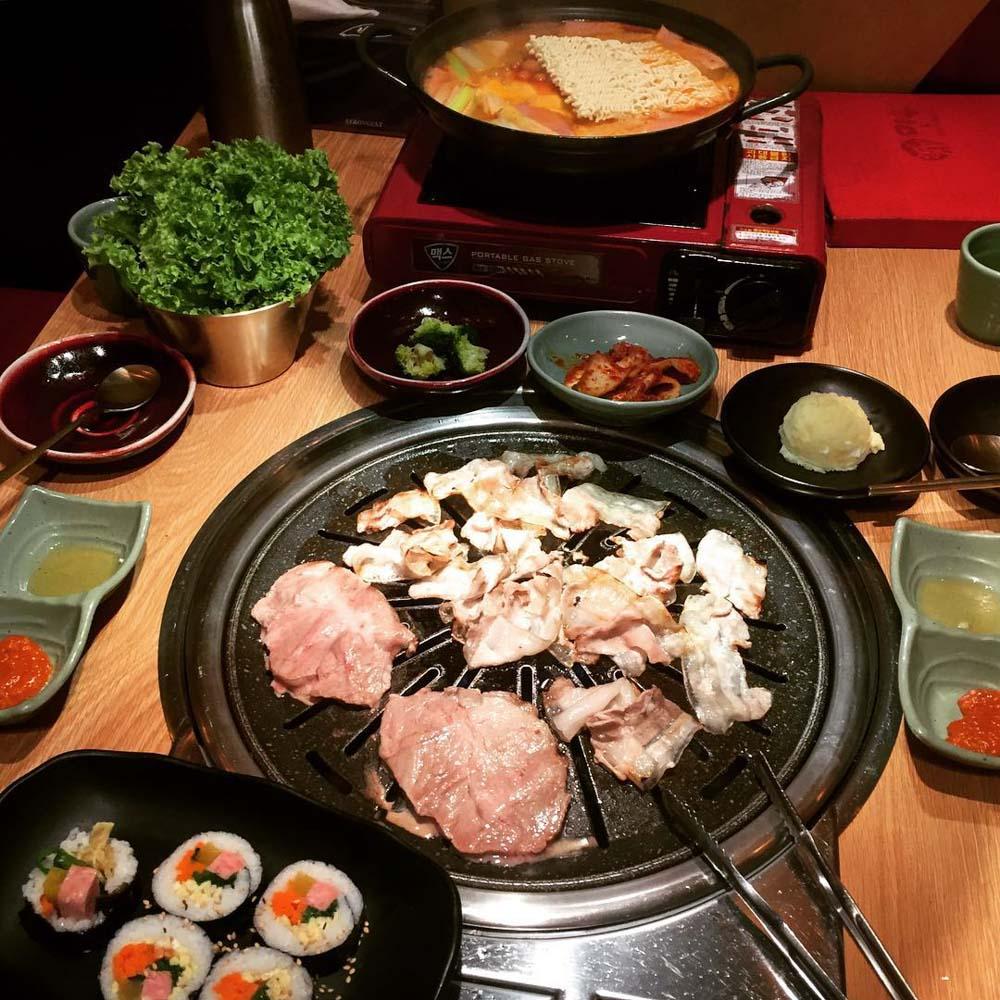 Sin Manbok Korean Restaurant